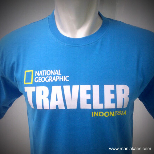sablon-manual-jogja-kaos-national-grographic